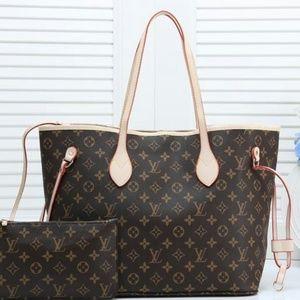 Famous celebrity inspired designer bag neverfull 9255732fe48d9